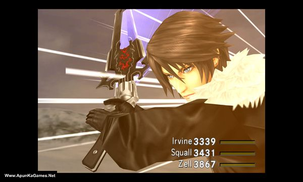 Final Fantasy VIII Remastered Screenshot 2, Full Version, PC Game, Download Free