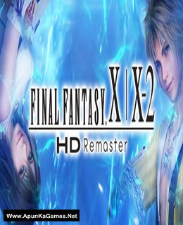 Final Fantasy X/X-2 HD Remaster Cover, Poster, Full Version, PC Game, Download Free