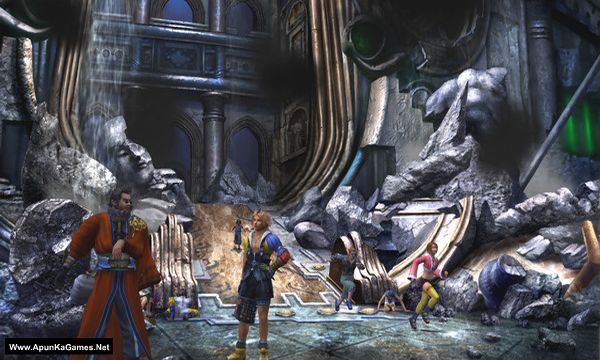 Final Fantasy X/X-2 HD Remaster Screenshot 2, Full Version, PC Game, Download Free