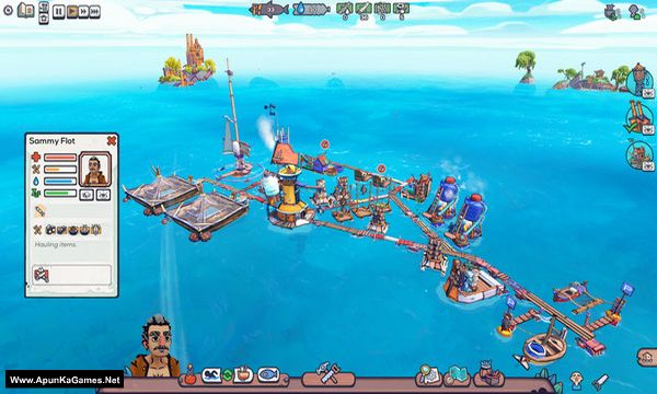Flotsam Screenshot 2, Full Version, PC Game, Download Free