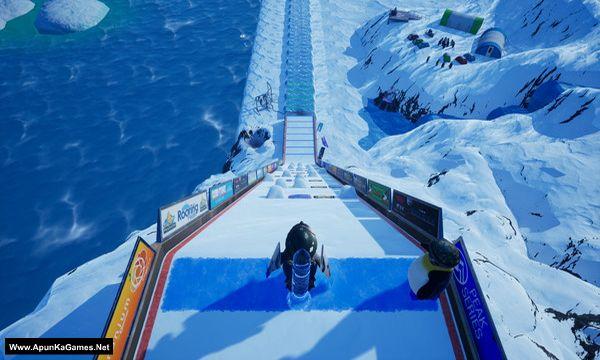 Flynguin Station Screenshot 1, Full Version, PC Game, Download Free