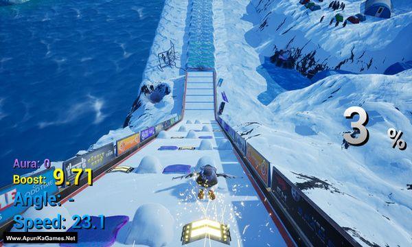Flynguin Station Screenshot 2, Full Version, PC Game, Download Free