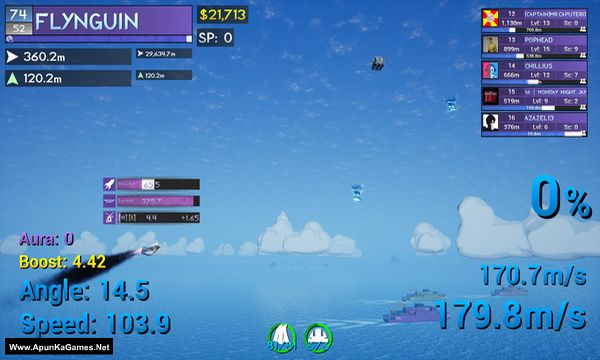 Flynguin Station Screenshot 3, Full Version, PC Game, Download Free