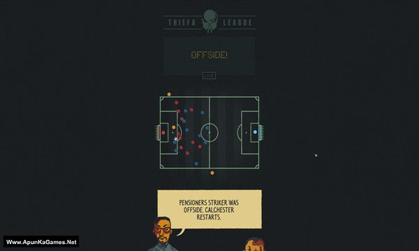 Football Drama Screenshot 3, Full Version, PC Game, Download Free