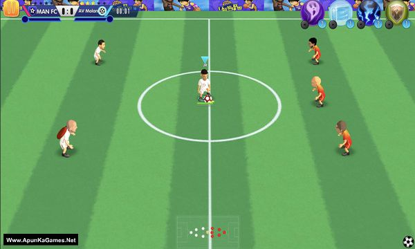 Furious Goal Screenshot 1, Full Version, PC Game, Download Free