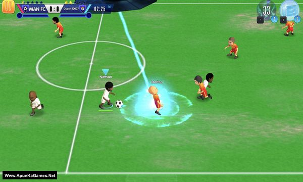 Furious Goal Screenshot 2, Full Version, PC Game, Download Free