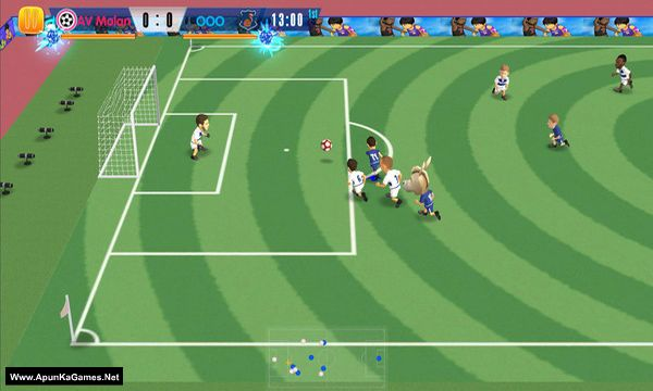 Furious Goal Screenshot 3, Full Version, PC Game, Download Free