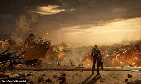 Gears 5 Screenshot 1, Full Version, PC Game, Download Free