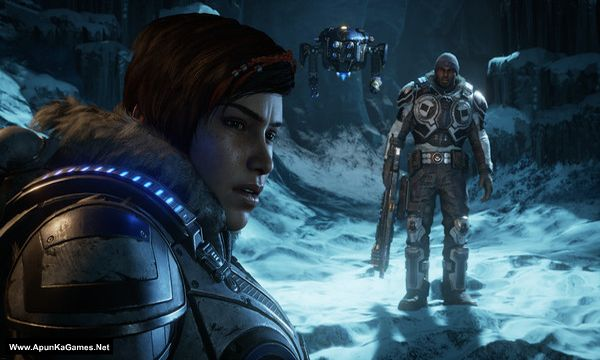 Gears 5 Screenshot 2, Full Version, PC Game, Download Free