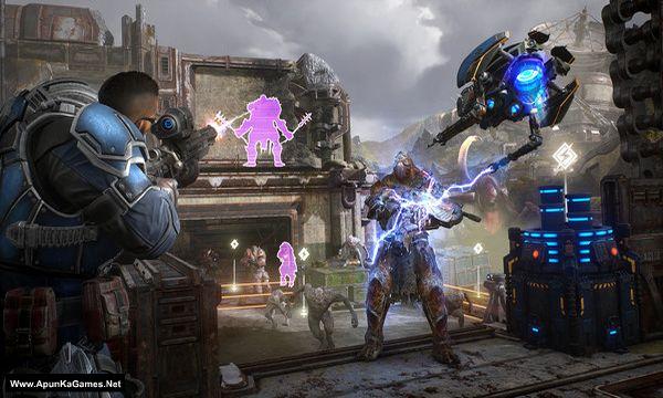 Gears 5 Screenshot 3, Full Version, PC Game, Download Free
