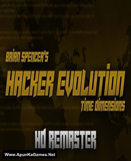 Hacker Evolution - 2019 HD remaster Cover, Poster, Full Version, PC Game, Download Free