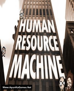 Human Resource Machine Cover, Poster, Full Version, PC Game, Download Free