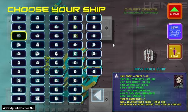 Interstellar Rogue Screenshot 1, Full Version, PC Game, Download Free