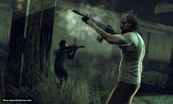 Kane and Lynch 2: Dog Days Screenshot 3, Full Version, PC Game, Download Free