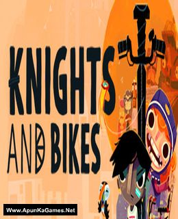 Knights and Bikes Cover, Poster, Full Version, PC Game, Download Free