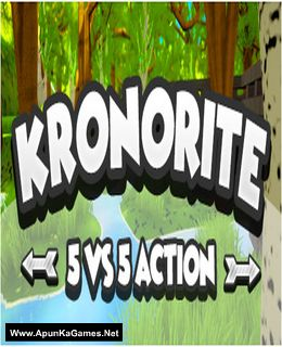 Kronorite Cover, Poster, Full Version, PC Game, Download Free