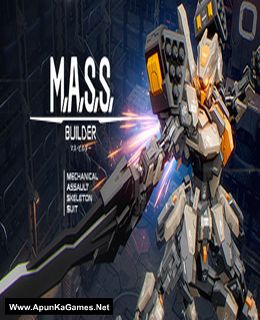 M.A.S.S. Builder Cover, Poster, Full Version, PC Game, Download Free