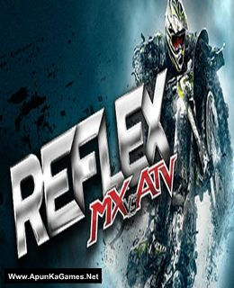 MX vs. ATV Reflex Cover, Poster, Full Version, PC Game, Download Free