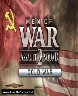 Men of War: Assault Squad 2 - Cold War Cover, Poster, Full Version, PC Game, Download Free