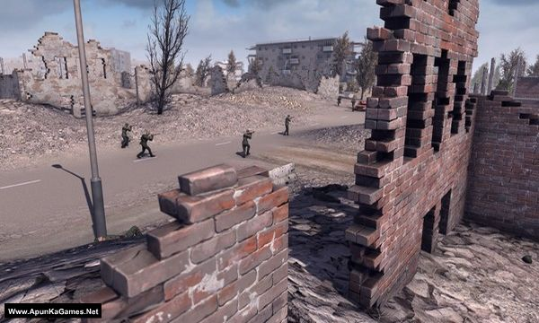 Men of War: Assault Squad 2 - Cold War Screenshot 2, Full Version, PC Game, Download Free
