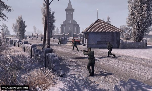 Men of War: Assault Squad 2 - Cold War Screenshot 3, Full Version, PC Game, Download Free
