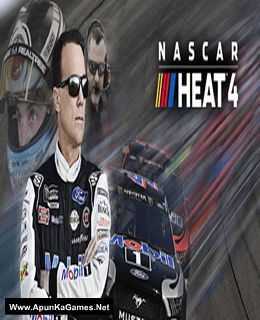 NASCAR Heat 4 Cover, Poster, Full Version, PC Game, Download Free