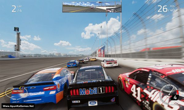 NASCAR Heat 4 Screenshot 1, Full Version, PC Game, Download Free