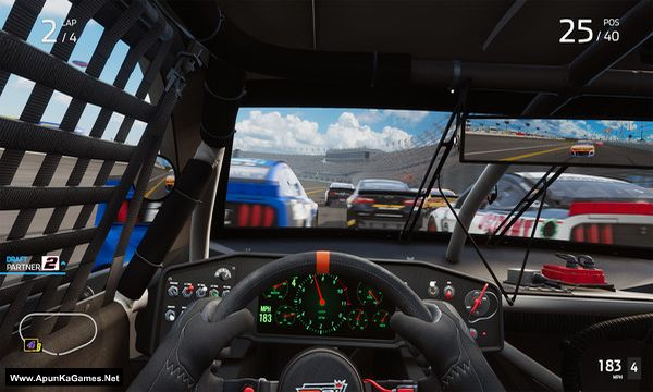 NASCAR Heat 4 Screenshot 2, Full Version, PC Game, Download Free