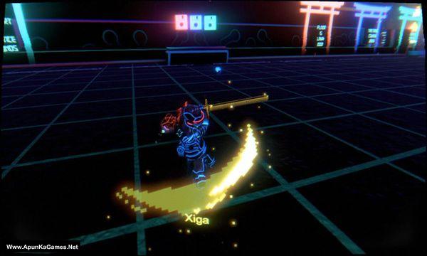 Neon Valley: Revenge Screenshot 2, Full Version, PC Game, Download Free