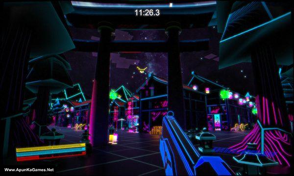 Neon Valley: Revenge Screenshot 3, Full Version, PC Game, Download Free