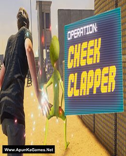 Operation: Cheek Clapper Cover, Poster, Full Version, PC Game, Download Free