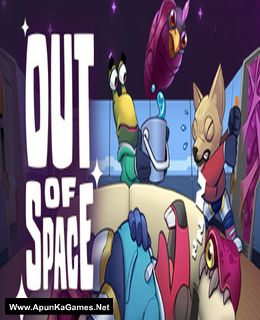 Out of Space Cover, Poster, Full Version, PC Game, Download Free