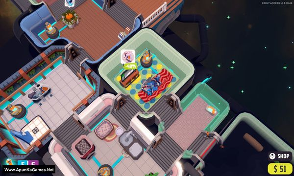 Out of Space Screenshot 3, Full Version, PC Game, Download Free