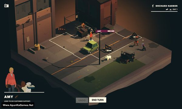Overland Screenshot 1, Full Version, PC Game, Download Free