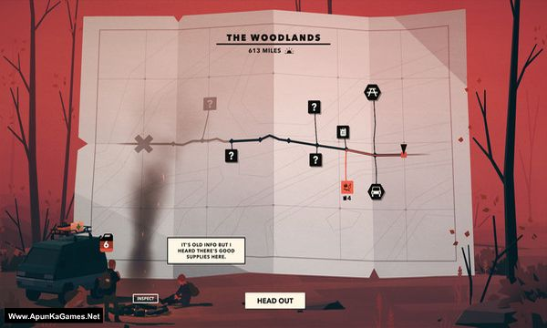 Overland Screenshot 3, Full Version, PC Game, Download Free