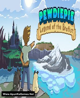 PewDiePie: Legend of the Brofist Cover, Poster, Full Version, PC Game, Download Free