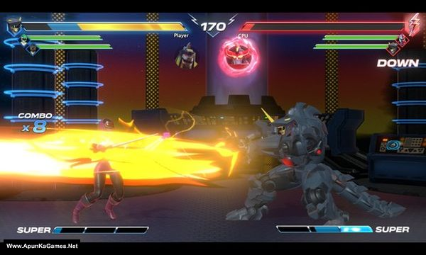 Power Rangers: Battle for the Grid Screenshot 2, Full Version, PC Game, Download Free