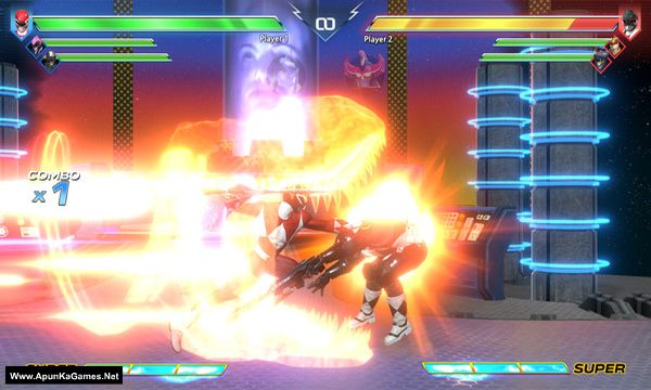 Power Rangers: Battle for the Grid Screenshot 3, Full Version, PC Game, Download Free