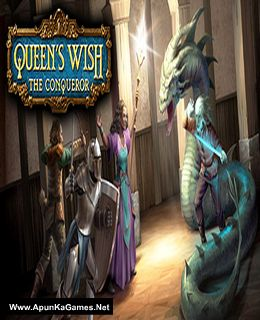 Queen's Wish: The Conqueror Cover, Poster, Full Version, PC Game, Download Free