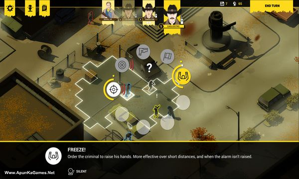 Rebel Cops Screenshot 2, Full Version, PC Game, Download Free