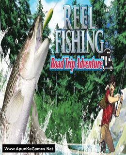 Reel Fishing: Road Trip Adventure Cover, Poster, Full Version, PC Game, Download Free
