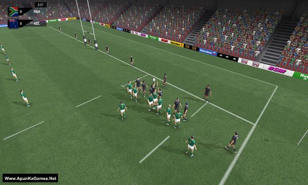 Rugby Champions Screenshot 1, Full Version, PC Game, Download Free