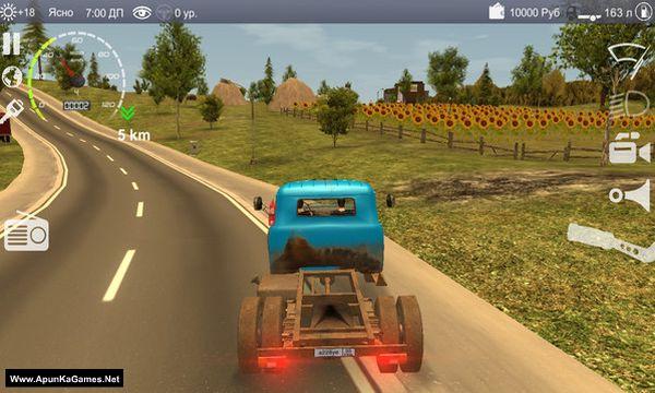 Russian Car Driver 2: ZIL 130 Screenshot 3, Full Version, PC Game, Download Free