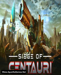 Siege of Centauri Cover, Poster, Full Version, PC Game, Download Free
