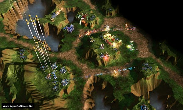 Siege of Centauri Screenshot 1, Full Version, PC Game, Download Free