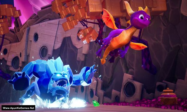 Spyro Reignited Trilogy Screenshot 1, Full Version, PC Game, Download Free