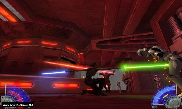 Star Wars Jedi Knight: Jedi Academy Screenshot 1, Full Version, PC Game, Download Free