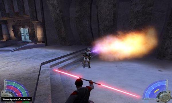 Star Wars Jedi Knight: Jedi Academy Screenshot 2, Full Version, PC Game, Download Free