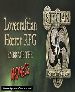 Stygian: Reign of the Old Ones Cover, Poster, Full Version, PC Game, Download Free