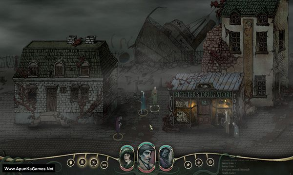 Stygian: Reign of the Old Ones Screenshot 1, Full Version, PC Game, Download Free